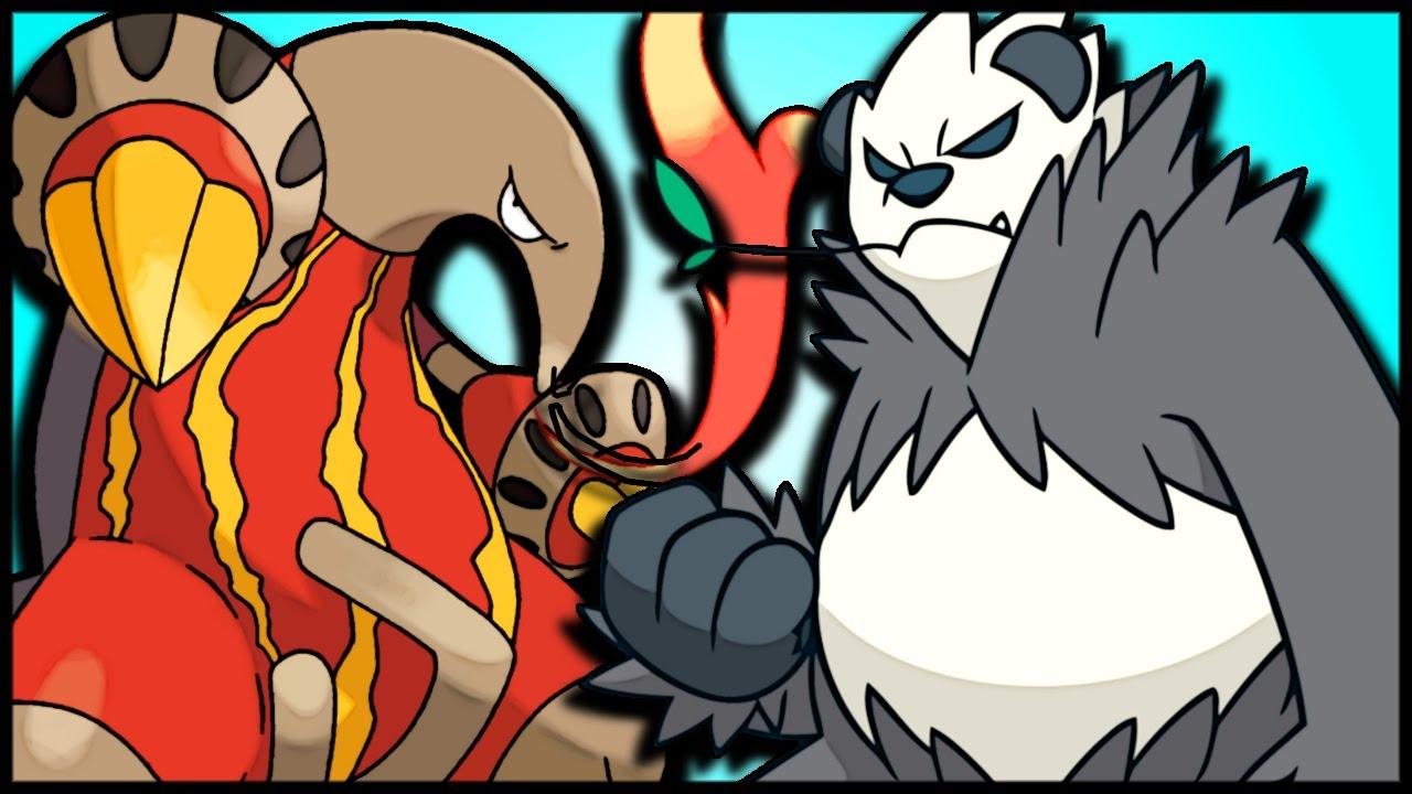 Fire Lash Heatmor  for Heatmor Pokemon  299kxo