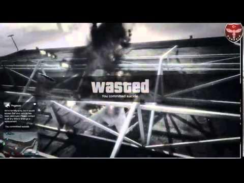 Eurasia Los Santos'ta! Grand Theft Auto V Eğlenceli Anlar & Failler