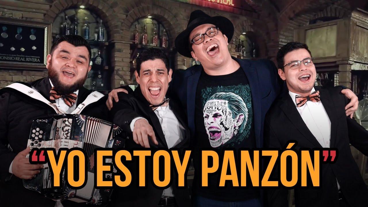'Yo estoy panzón' ft. Franco Escamilla - Parodia de Christian Nodal 'Adiós Amor'