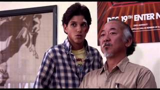 """The Karate Kid - """"Leave The Boy Alone"""" - (HD) - Scenes From The 80s (1984)"""