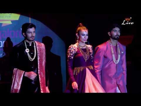 SOUCIKA BY KAMAL RAJ MANICKATH @Wear.Style Bangalore Fashion Week 16th Edition