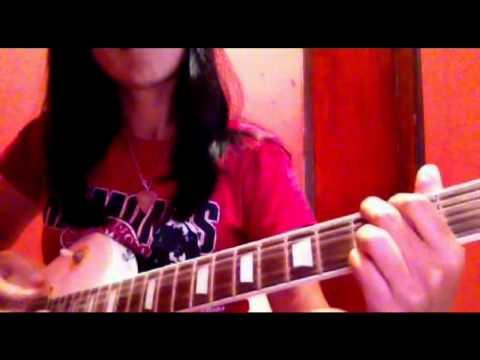 shoud I stay or should I go (raquel guitar cover )