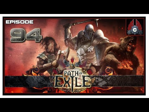Let's Play Path Of Exile (First Time) With CohhCarnage - Episode 94