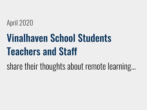 Vinalhaven School Remote Learning