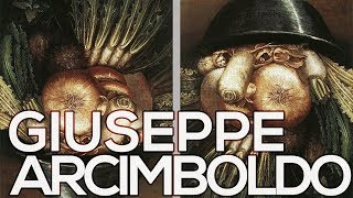 Giuseppe Arcimboldo: A collection of 70 works (HD)