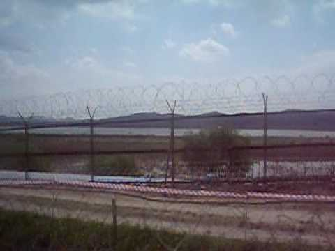 Fringes of the DMZ on the South Korean Side