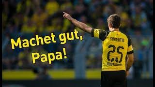 From Borussia Dortmund to Arsenal - Thank You, Papa Sokratis!