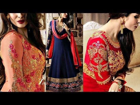 Bollywood Style Wedding and Party Wear Salwar Kameez - Diwali 2017 Collection