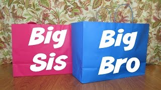 Big Brother & Big Sister Gifts
