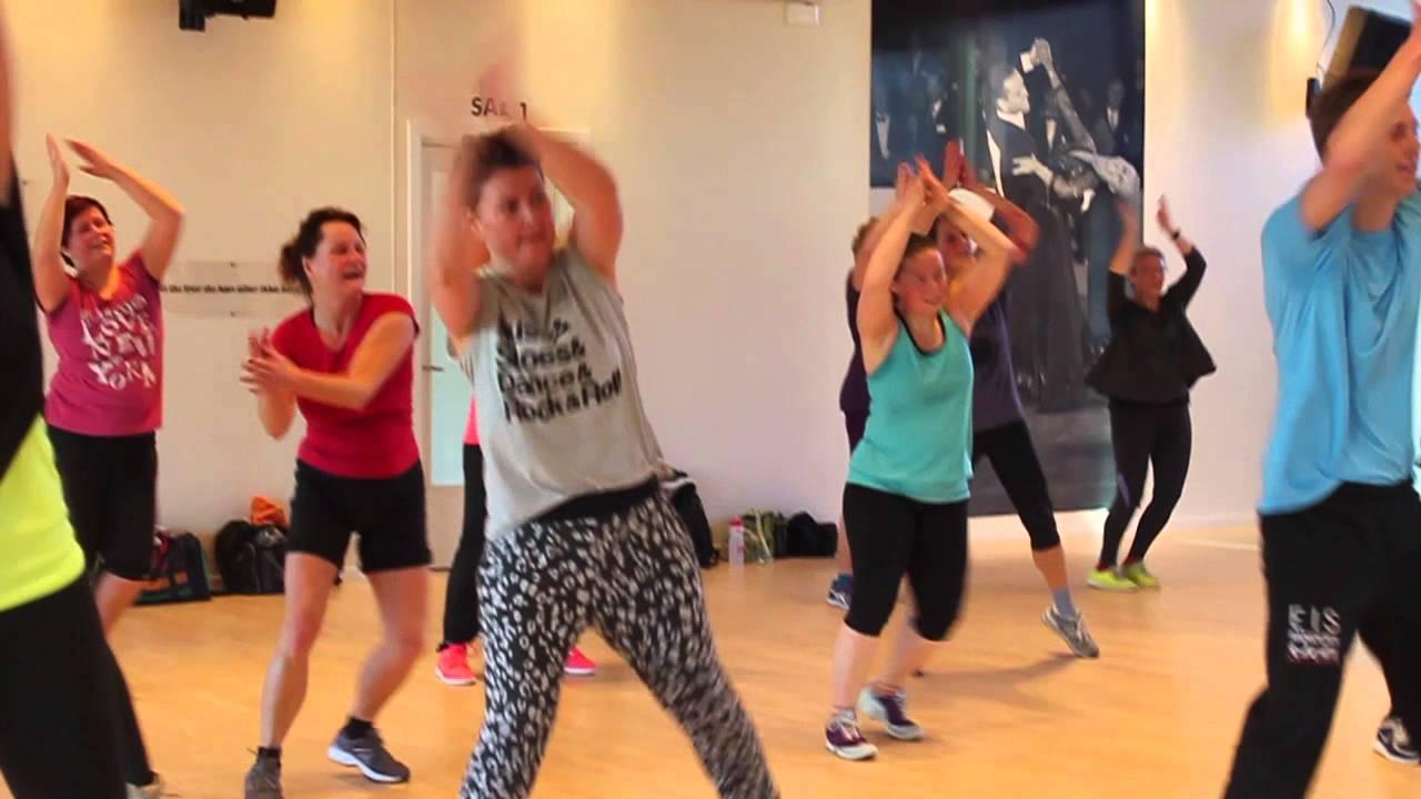 hit fit dance