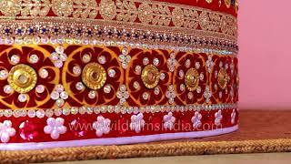 Potloi  wedding dress of Manipuri brides