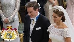 Prinsessan Madeleine och herr Christopher O'Neills bröllop - höjdpunkterna
