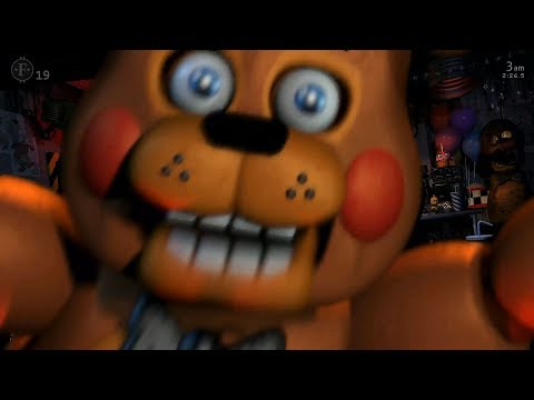 Five Nights at Freddy's: The Ultimate Custom Night (Fan Challenges #6) The Plastics thumbnail