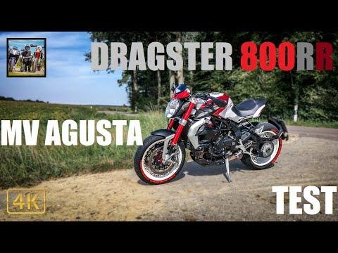 MV Agusta Dragster 800RR TEST | Ritt auf der Kanonenkugel!!!