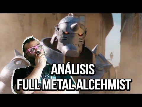 ANALISIS FULL METAL ALCHEMIST LIVE ACTION