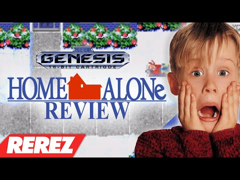 The Best Home Alone Game Ever Made! - Rerez