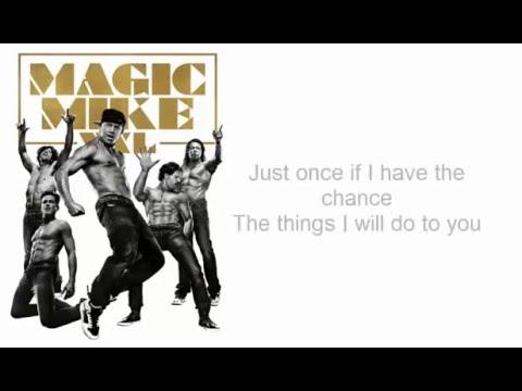 Music Trailer Magic Mike XXL, Ginuwine - My Pony, LYRICS HIGH QUALITY