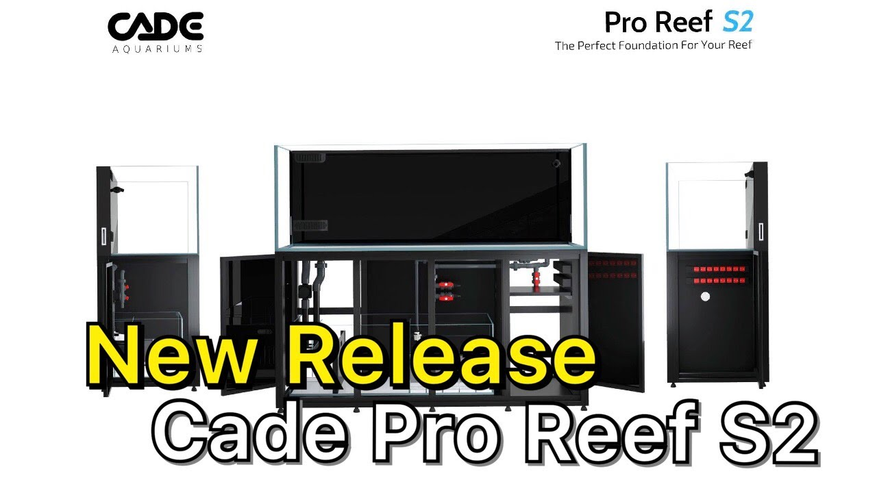 Cade launches brand new Pro Reef S2 at Reefstock Australia 2019