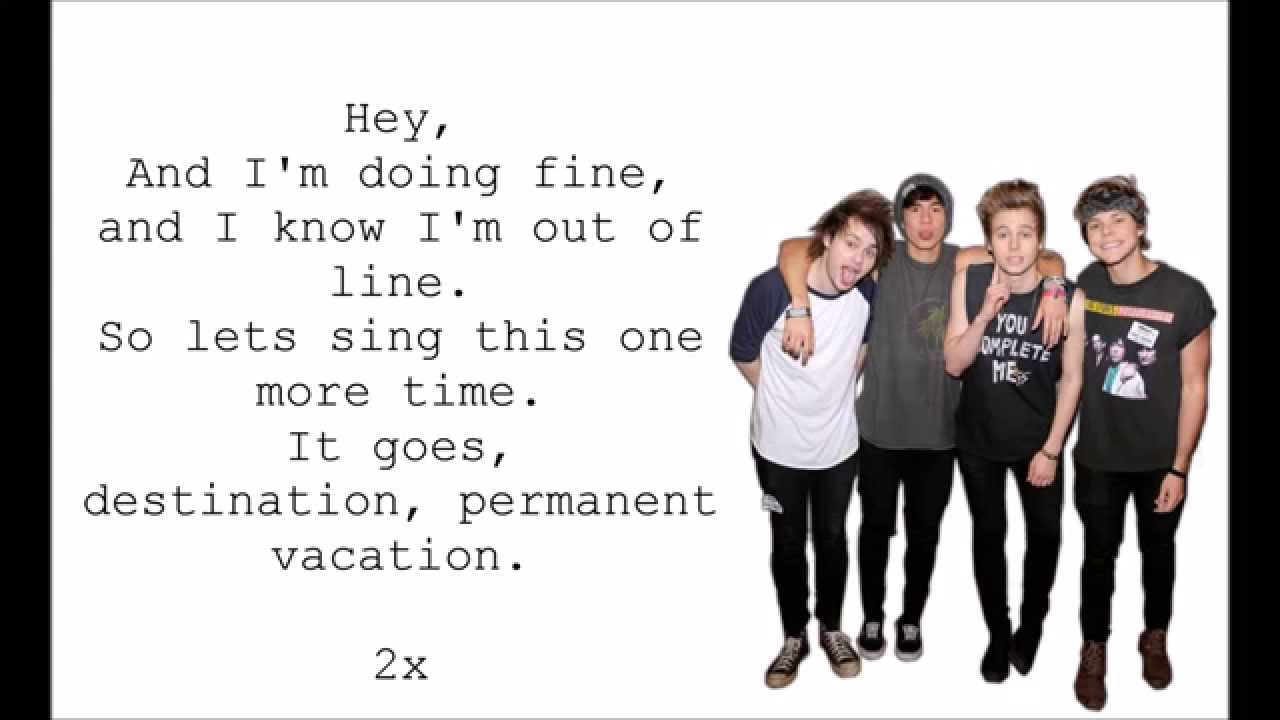 5 seconds of summer permanent vacation mp3 download