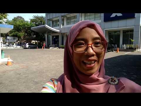 Ngos-ngosan di XL Center Bandung