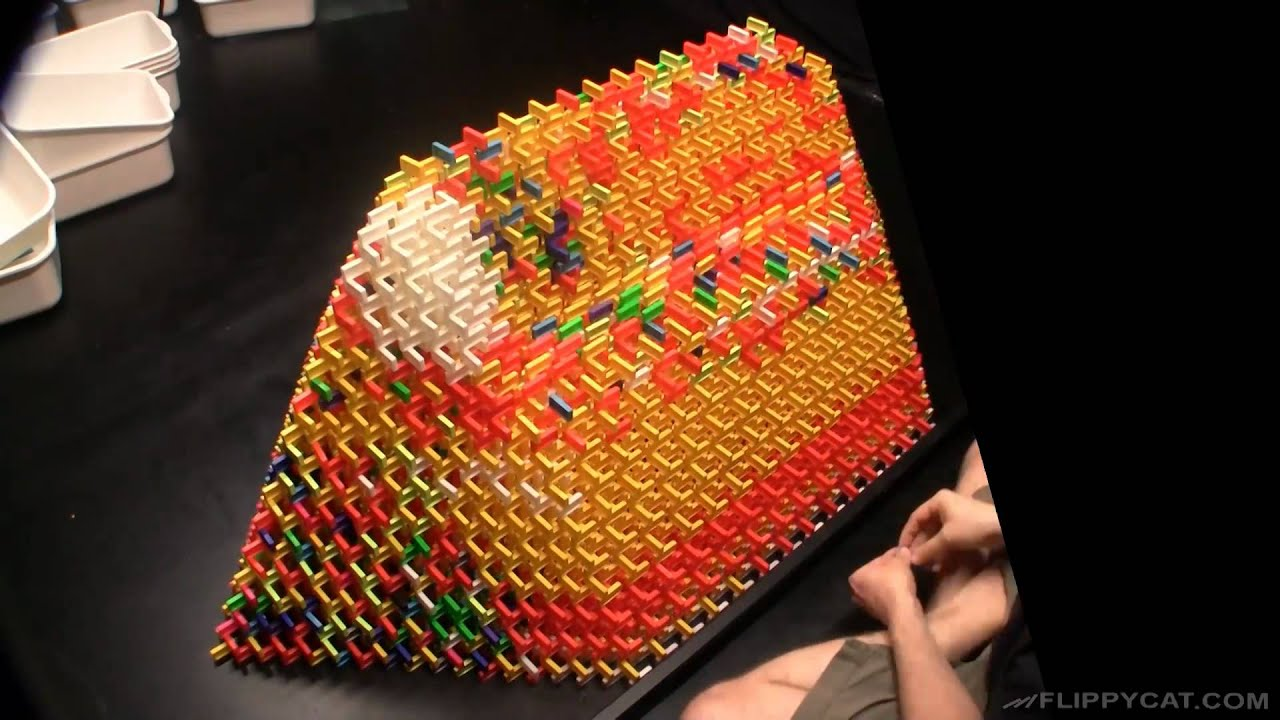 how to build a 3d pyramid