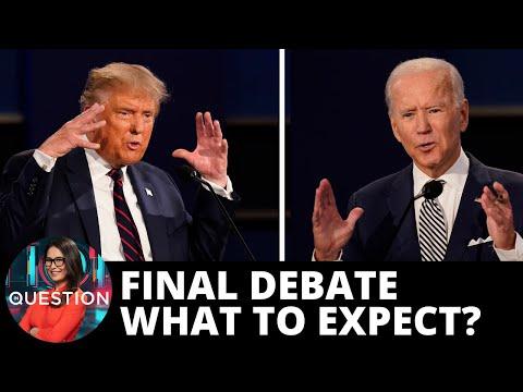Trump, Biden not to discuss foreign policy in final debate