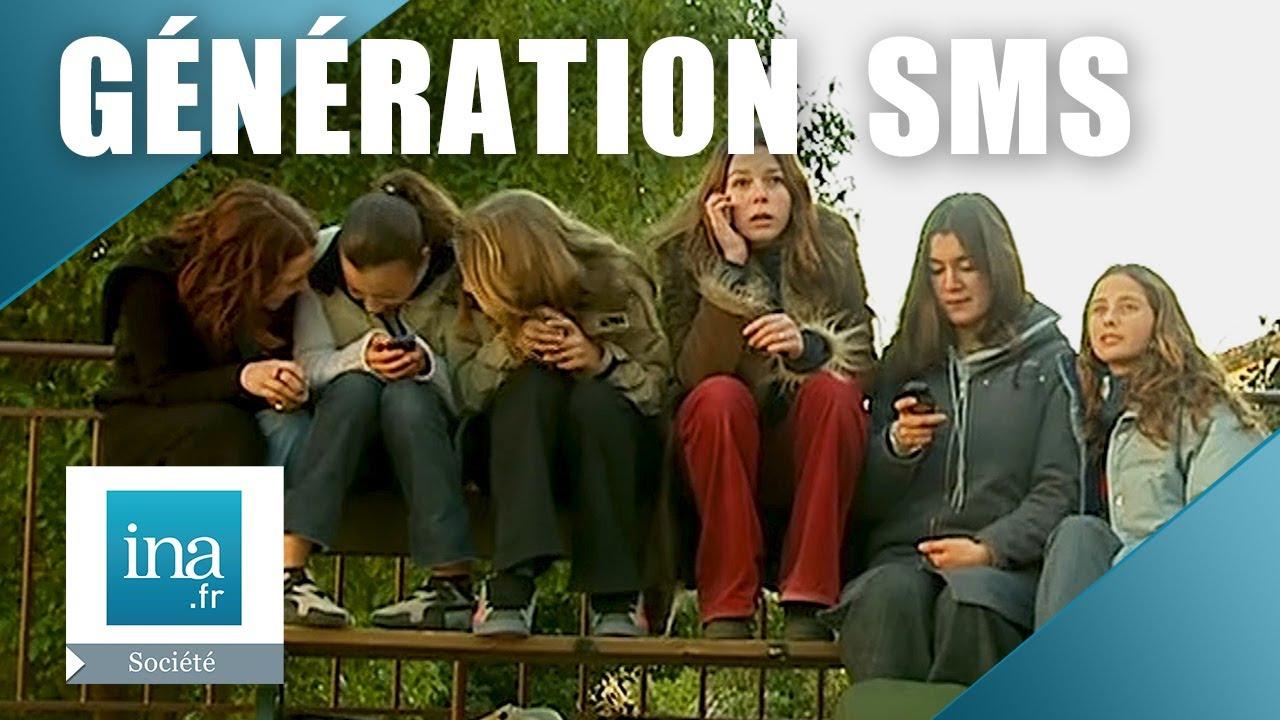 Download 2003 : La génération SMS   Archive INA