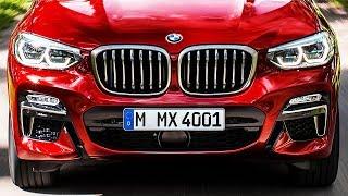 Мерседесу будет СТЫДНО! КРАСИВЫЙ BMW X4 2018
