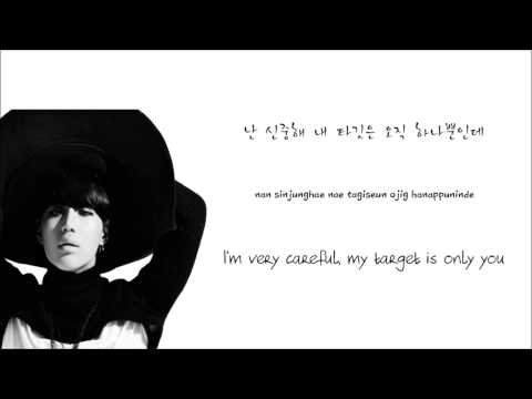 Taemin(SHINee)-Danger [괴도] (Han/Rom/Eng lyrics)