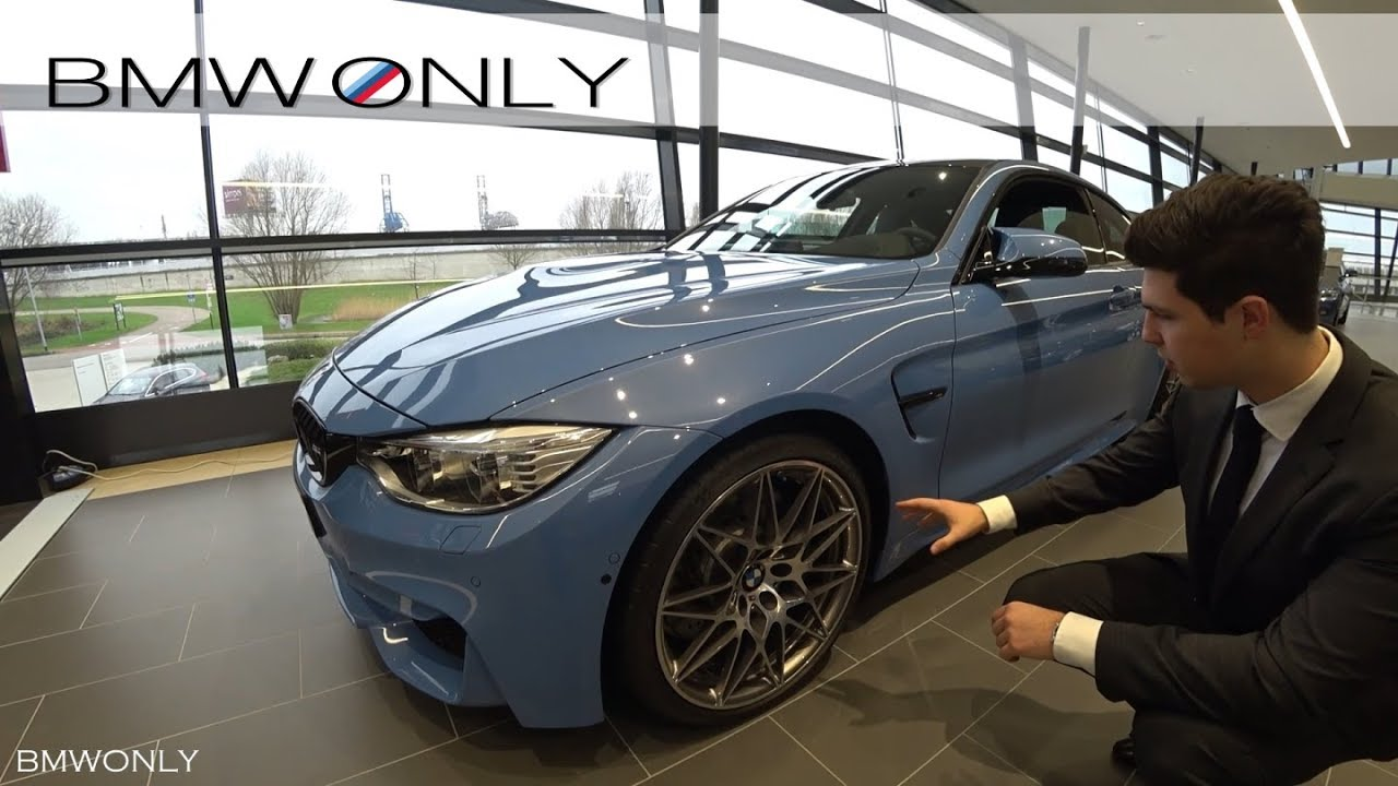 2018 Bmw M4 Coupé Twin Turbo 450 Hp New Full In Depth Review Interior Exterior