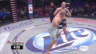 Bellator MMA: Kelly Anundson vs. Volkan Oezdemir