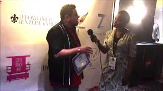 Interview with filmmaker Juan Pablo at IndieWise Convention (Hollywood Connections)