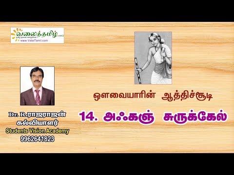கண்டொன்று சொல்லேல் (Kandonru Sollel) | ஆத்திச்சூடி (Aathichoodi) -14