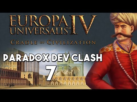 EU4 - Paradox Dev Clash - Episode 7 - Happy Three Friends