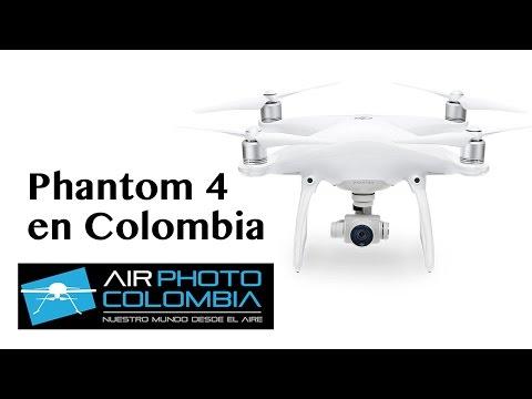 Phantom 4 Air Photo Colombia