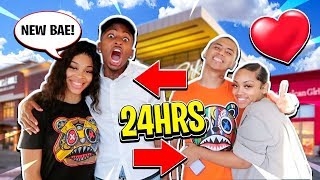 SWITCHING GIRLFRIENDS With FUNNYMIKE FOR 24 HOURS!!
