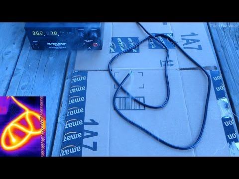 Destroying A Dangerous Chinese Mains Power Cable