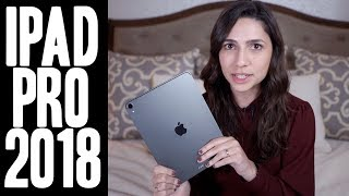 UNBOXING iPad Pro 2018 + Apple Pencil 2ª Geração + Smart Keyboard Folio