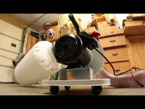 Portable Dust Collector from Rockler (Limited Time Only) | NewWoodworker