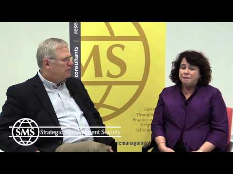 SMS Interview -  Jay Barney and Marjorie Lyles
