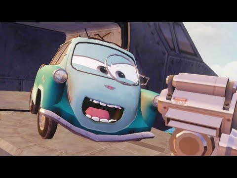 Cars 2 The Video Game Part 4 - All Level 4 C.H.R.O.M.E. Missions