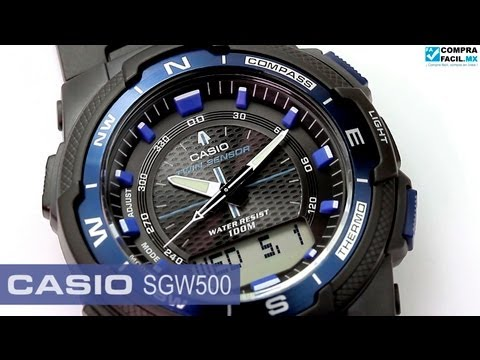 casio g shock battery change instructions