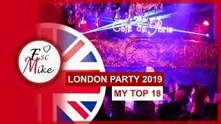 Eurovision LONDON PARTY 2019 - My TOP 18