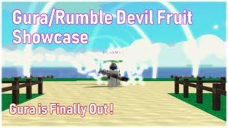 Gura/Quake Showcase | Este jogo é melhor do que um pedaço lendário & One Piece Millenium? | Roblox