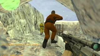 Counter-Strike 1.6 побег из тюрьмы (круто)