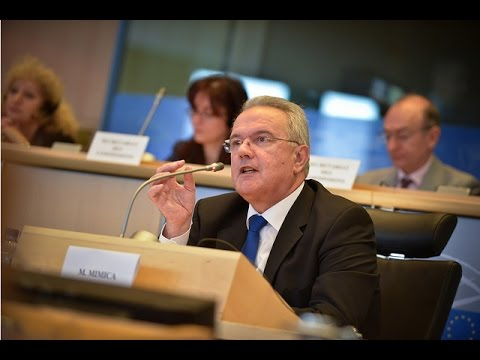The future of European development policy – Public debate with Neven Mimica