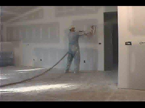 texture spraying machine
