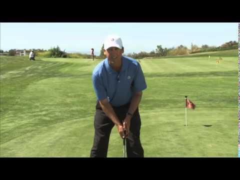 Golf Stroke Mechanics Tip   How to Properly Keep Your Golf Arms Connected While Putting