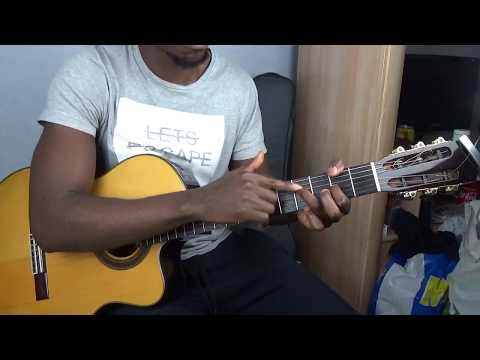 How to play Nabimi Molongi song of Moise Mbiye