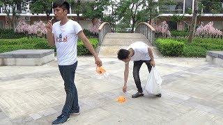 Chung Tay Bảo Vệ Môi Trường – Dạy Bé Không Vứt Rác Bừa Bãi ❤ BIBI TV ❤
